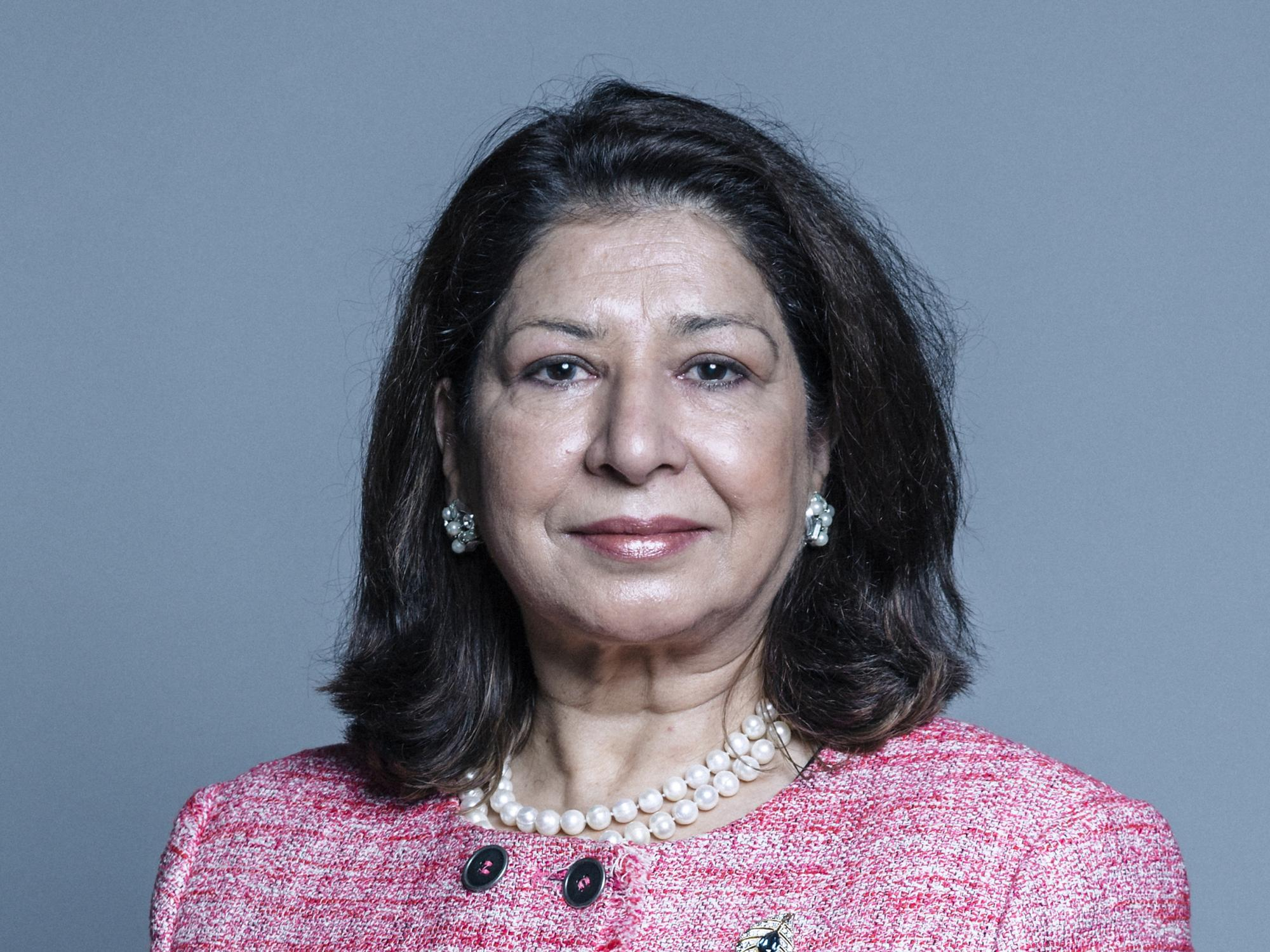 Zahida Parveen Manzoor, Baroness Manzoor CBE (born 25 May 1958) is an English businessperson and public appointee