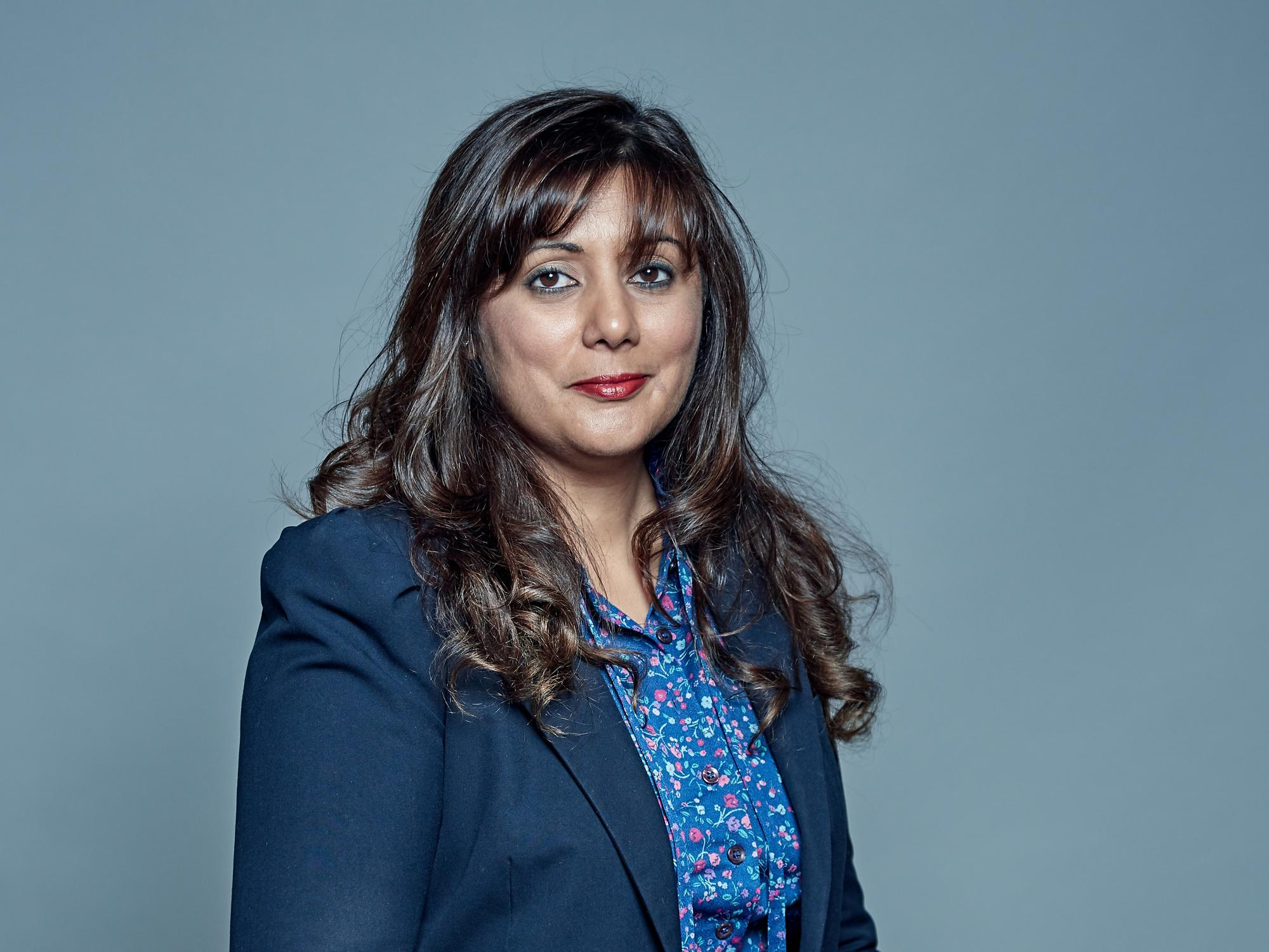 Nusrat Ghani MP @Nus_Ghani Wealden MP.  BEIS Select Com. Fmr -Lord Commissioner & Transport Minister 4 Maritime, Accessibility, HS2, Taxi, Buses, Apprenticeships & Year of Engineering.