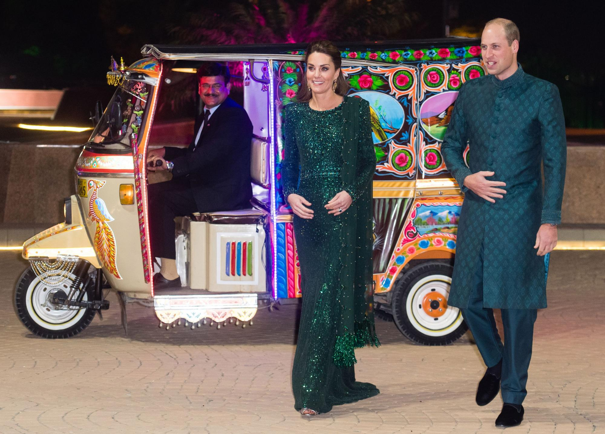 Prince William & Kate Middleton's Pakistan Tour