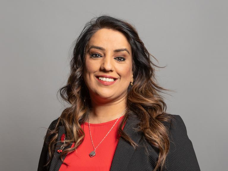 Naz Shah MP Member of Parliament for Bradford West | Shadow Minister for Community Cohesion | Vice Chair @APPGBritMuslims