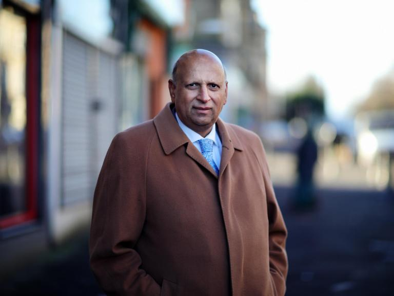 Rt.Hon. Mohammad Sarwar MP